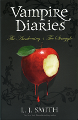 vamp diaries cover 1
