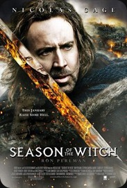 Season of the Witch film cover