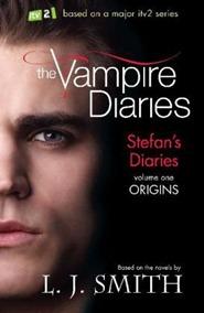 stefans diaries origins