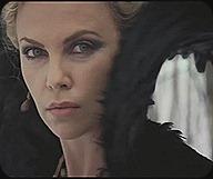 snow white revenna with raven dress