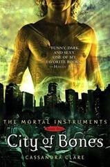 The Mortal Instruments City of Bones book