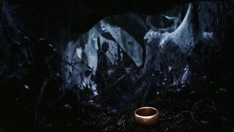 The Hobbit the one ring