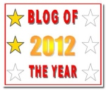Blog of the Year Award 2 star jpeg