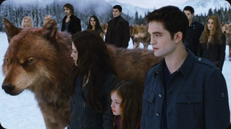 Breaking Dawn final fight