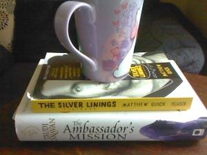 The books I read.