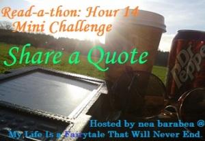 readathon challenge my