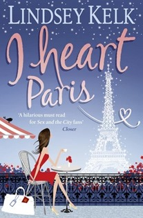 I Heart Paris by Lindsay Kelk