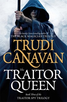 The Traitor Queen by Trudi Canavan