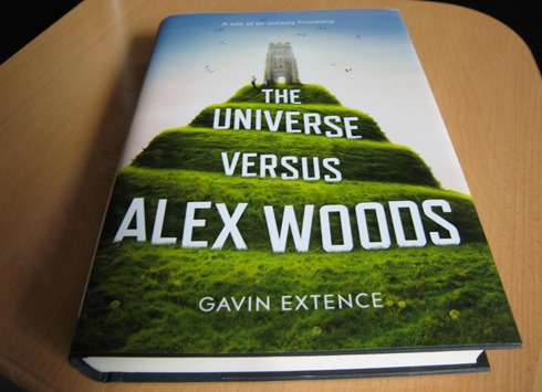 YA, The Universe Versus Alex Woods by Gavin Extence