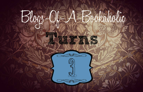 Blogoversary Turning 3