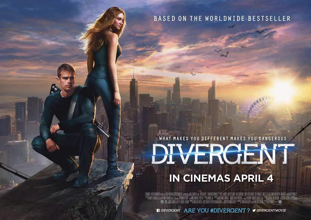 divergent four movie poster - photo #23