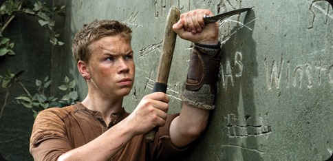 The Maze Runner Gally
