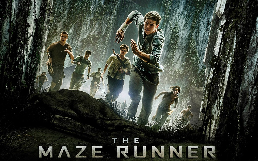 the maze runner film review blogs of a bookaholic