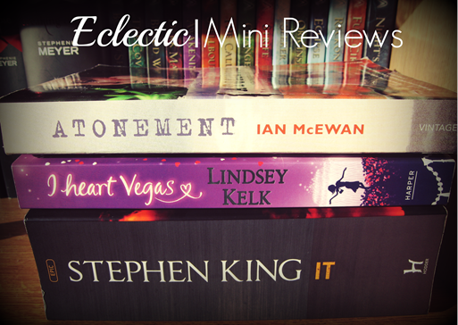 Eclectic Mini Reviews