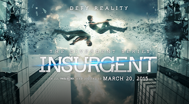 Insurgent Posters Released Insurgent Poster