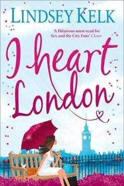I Heart London by Lindsey Kelk