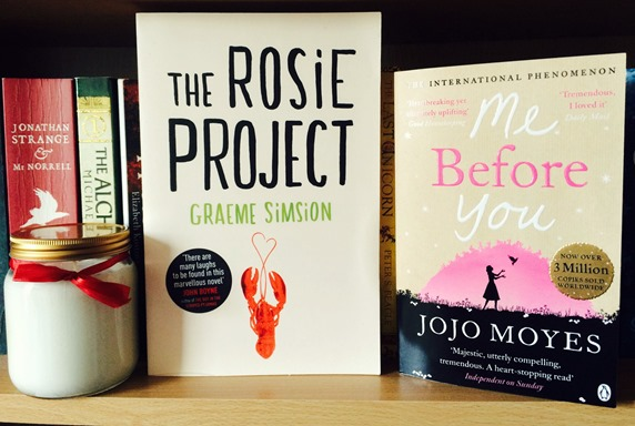 The Rosie Project & Me Before You