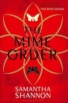 The Mine Order by Samantha Shannon