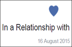 in a relationship
