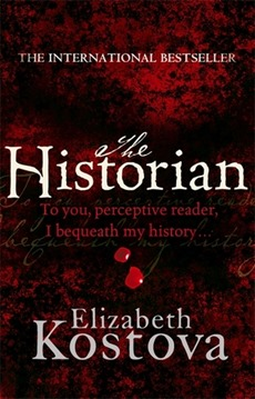 The Historian by Elizabeth Kostiva