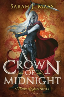 Crown of Midnight Sarah J Maas