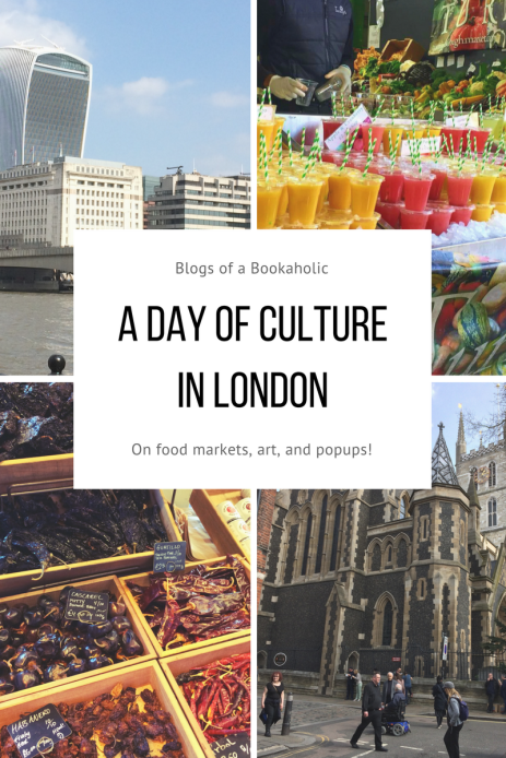 A Day of Culture in London