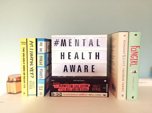 mental health awareness week books