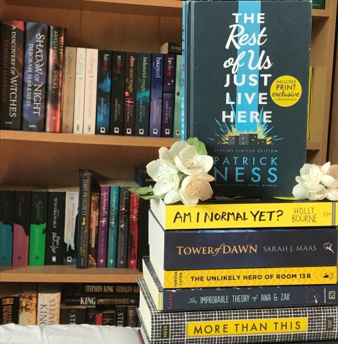 The Rest of Us Just Live Here by Patrick Ness Review