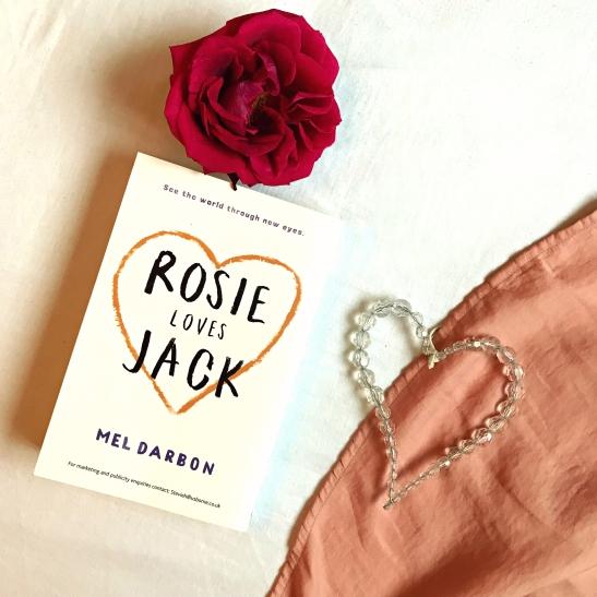 Rosie Loves Jack YA book