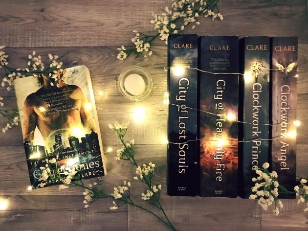 Mortal Instruments series Cassandra Clare