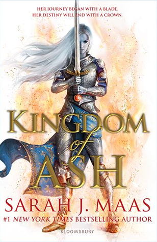 Kingdom of Ash by Sarah J Maas