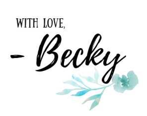 Becky the Bookaholic