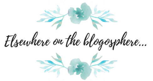 elsewhere on the blogosphere