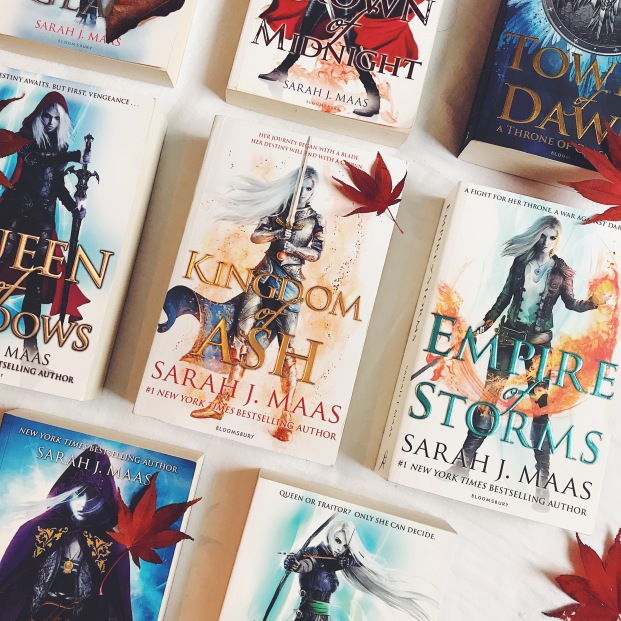 Throne of Glass series review