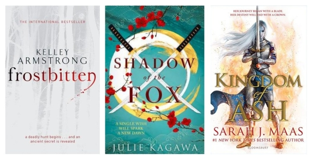 November Book Wrap Up 18