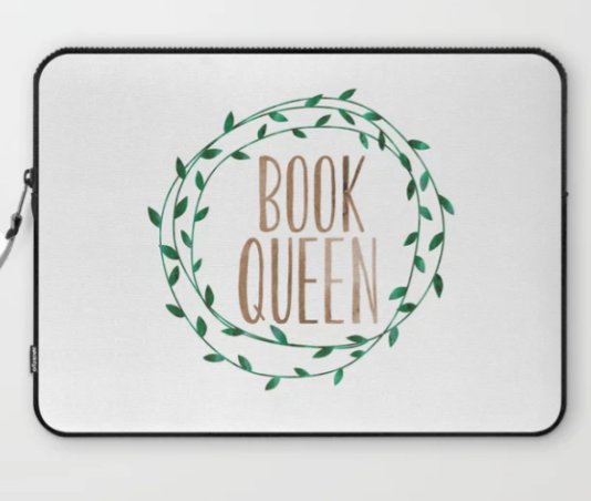 Book Queen laptop sleeve.png