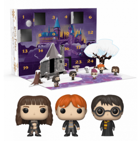 Harry Potter Funko Pocket Pop Advent Calender