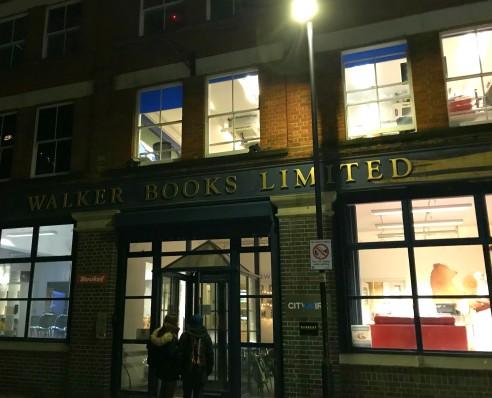 Walker Books Limited London