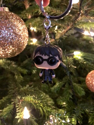 keyring harry potter