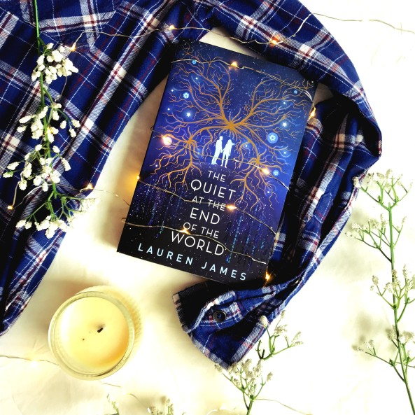 The Quiet at the End of the World by Lauren James review