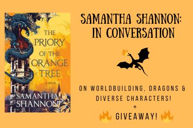 Samantha Shannon in Conversation