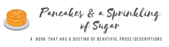 The Pancake Book Tag 1