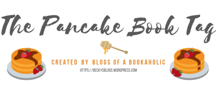 The Pancake Book Tag