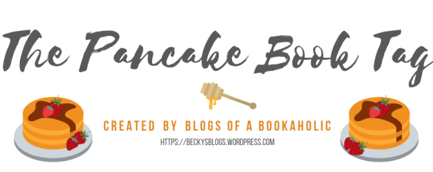 The Pancake Book Tagh