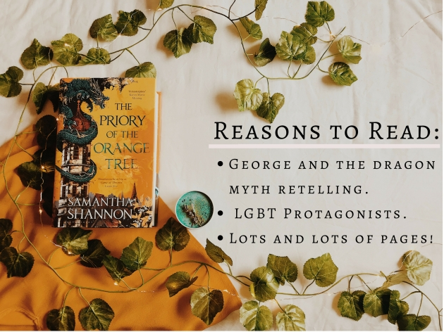 Priory of the Orange Tree by Samantha Shannon Book Review