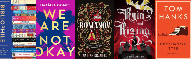 May 2019 Book Wrap Up