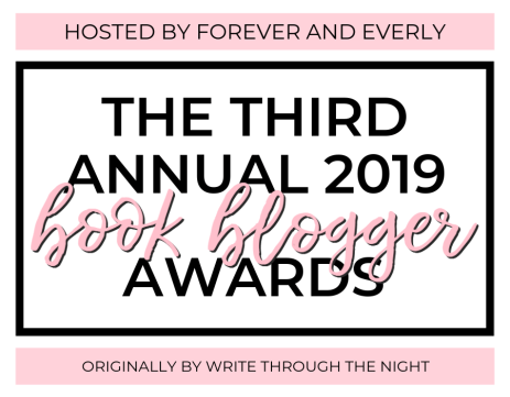 The Third Annual Book Blogger Awards